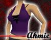 Halter & Tank - Purple
