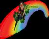 Feel the rainbow
