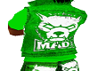 Jacket MAD green M