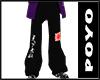 TokkouPants-Black