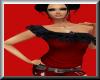 [LM]Cute Ruffles F-Red