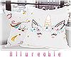 A* Unicorn Duo Pillows