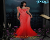 THANA GOWN - RED PRG