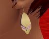 *TJ* Alien Earrings GPi