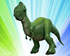 Toy Story Rex 2D Avatar