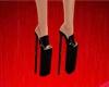 C* Black heels big