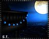 ST: Indigo Deck Lights