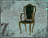 Earth kingdom chair