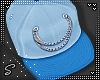 !!S Snapback Blue