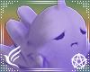 Ghost Chibi Purple