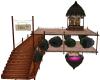 Teak Bar and Deck