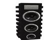 Black Youtube Speaker