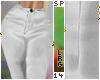 LRG|Blanc Trousers