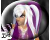 [LA] White Purple Hikari