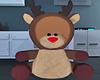 90's Reindeer Toy