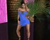 -1m- Lil blue dress