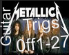 MetallicGuitarforSandman