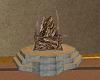 Amber Stone Throne