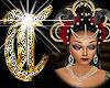 *T* Dark Queen Crown