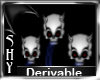 Derivable Skull Fountain
