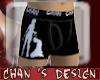 CsD shorts slave