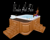 wooden Hot Tube
