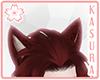 [KSR] Wolf Ears +Crimson