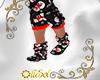 Male sSnowman socks