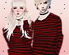 R&B Sweater Couple / M
