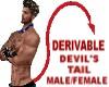 Devils Tail M/F