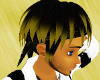 Gold Hair w/ Bandana