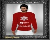 Red Christmas Sweater