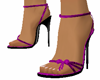 Purple Heart shoe