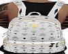 Backpack White DRV