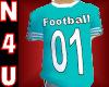 Football #01(L Blue)