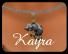 ~P~ Rat Pendant w/chain