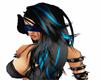 Black Blue HighlightKris
