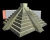 Aztec Light Stone Temple