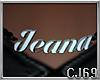 CJ69 Jeana Choker