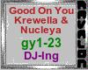 Trigger Song - Good On You - Krewella & Nucleya