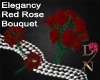 Elegancy Red Rose Bouqet