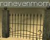 Gothic Fence Piece 1