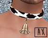 A! Cow Bell Collar