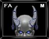(FA)ChainHornsM Blue3