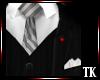 [TK] Red Suit Pin