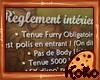 🍪 Fr Furry Rules !