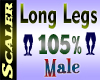 Long Legs Resizer 105%