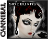 Cherry Spiral Sideburns