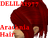 Arachnia Hair-Dark Red