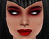 vampirella Head + Makeup